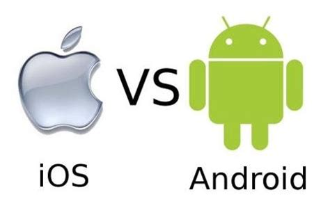 Ios vs android research paper